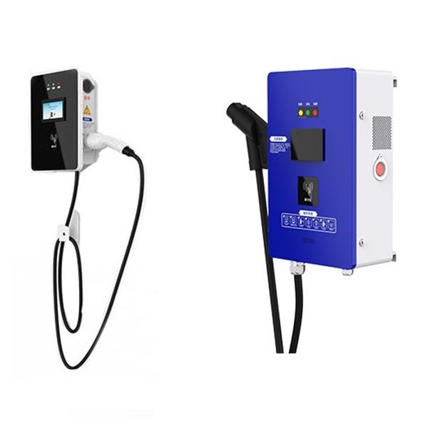 知识:电动汽车充电桩常见种类